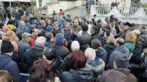 protesta, vibo marina, Catanzaro, Archivio