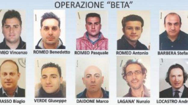 dda, indagine, mafia, messina, operazione beta, Messina, Sicilia, Archivio