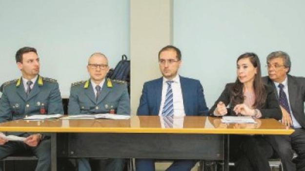evasione inps, gdf, messina, Messina, Archivio