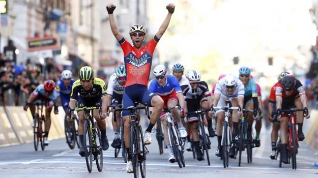 ciclismo, milano-sanremo, nibali, Messina, Archivio, Sport