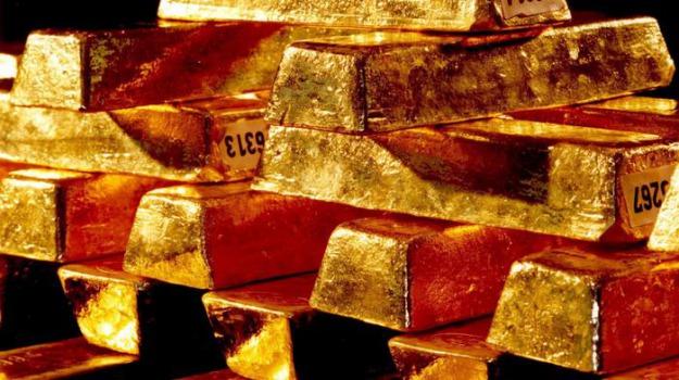 aereo, lingotti d'oro, russia, Sicilia, Archivio