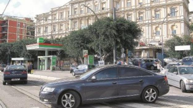 auto blu, messina, Messina, Sicilia, Archivio