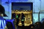 Esplosione per perdita gas a Catania, tre morti