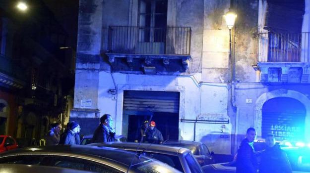esplosione catania, Sicilia, Archivio