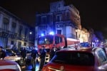 """Pompiere illeso: """"Scena drammatica, non la dimenticherò mai"""""""