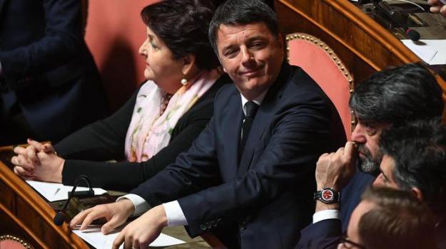 forza italia, lega, m5s, parlamento, pd, renzi, Sicilia, Archivio