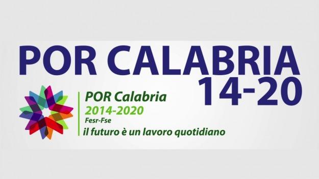 fondi por calabria, Calabria, Archivio