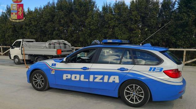 polstrada, sequestro bombole, Messina, Archivio