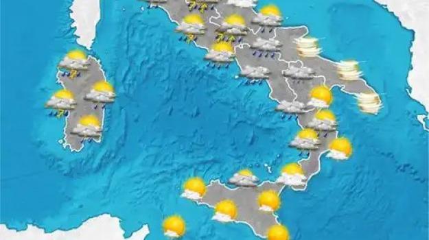 lunedì, pasqua, pasquetta, previsioni del tempo, Catanzaro, Reggio, Cosenza, Messina, Archivio
