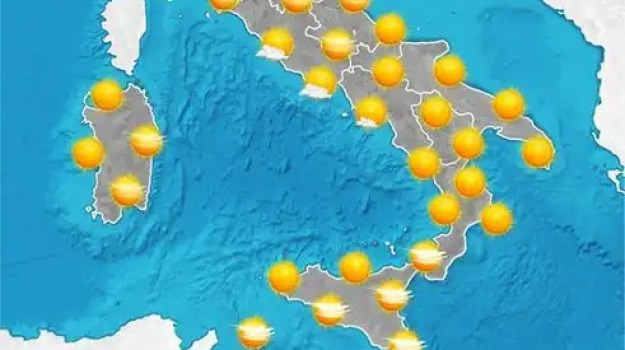 domenica, lunedì, pasqua, pasquetta, previsioni del tempo, Catanzaro, Reggio, Cosenza, Messina, Archivio