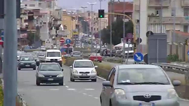 divieto di sosta, lavori viale giostra, messina, Messina, Sicilia, Cronaca
