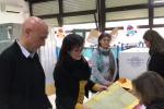 Il ministro Minniti ha votato a Reggio