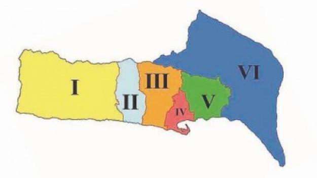 circoscrizioni, messina, Messina, Politica