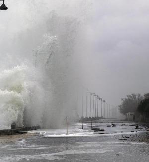 Maltempo in Calabria, in arrivo venti forti e mareggiate