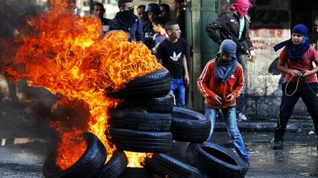 gaza, gerusalemme, intifada, Sicilia, Archivio, Cronaca