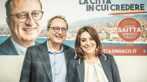 saitta, Messina, Politica