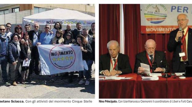amministrative 2018, messina, Messina, Politica