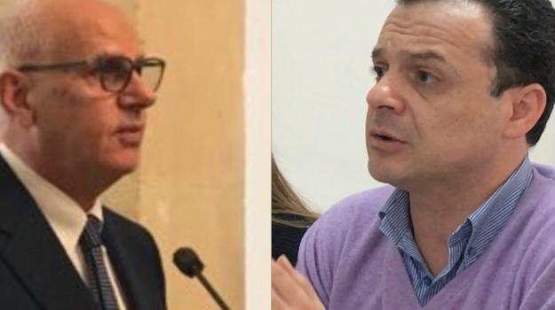 amministrative, cateno de luca, de luca, dino bramanti, elezioni, Messina, Sicilia, Politica