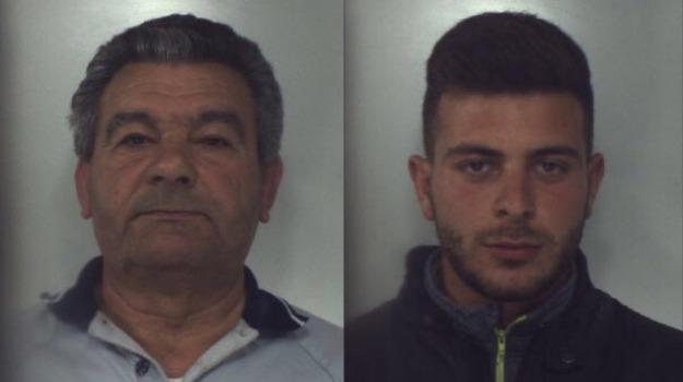 carabinieri, furto aggravato, metodo mafioso, reggio, tentata estorsione aggravata, Reggio, Calabria, Archivio