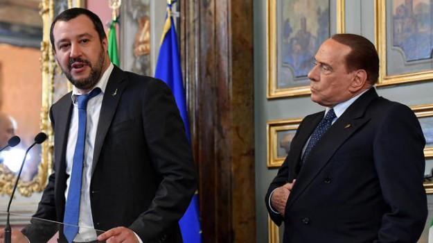 berlusconi, governo, salvini, Sicilia, Archivio, Cronaca
