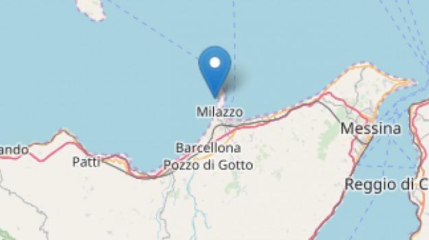 milazzo, terremoto, Messina, Archivio