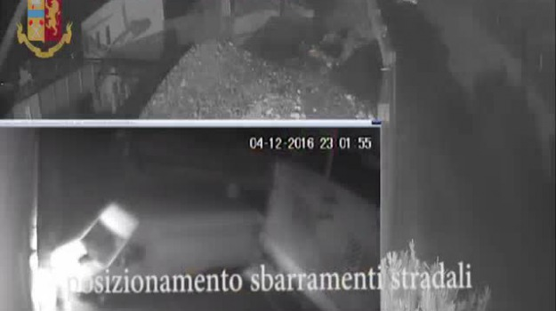 rapina sicurtransport, Catanzaro, Calabria, Cronaca