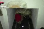 Scoperto un nuovo bunker