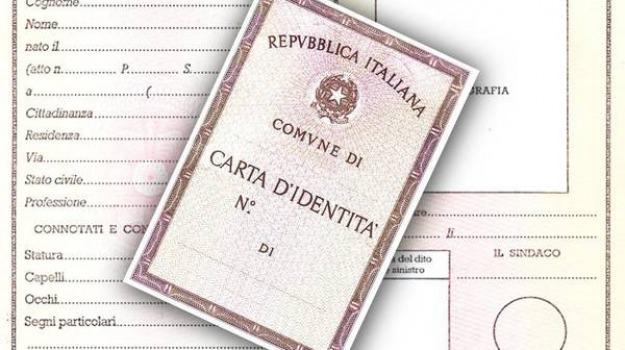 arrestato, documenti identità falsi, imprenditore, Catanzaro, Calabria, Archivio