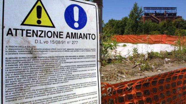 fondi amianto messina, fondi regionali amianto, piano amianto sicilia, nello musimeci, Sicilia, Cronaca