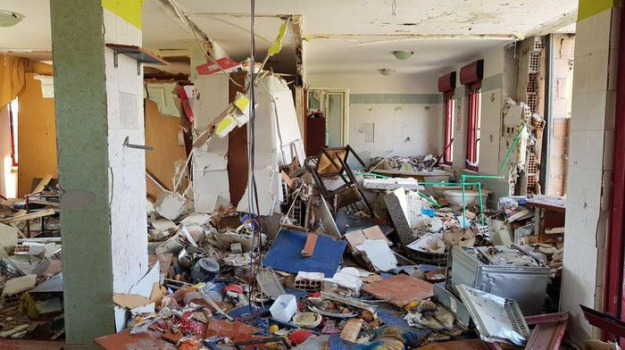 casa, crotone, esplosion, Catanzaro, Calabria, Archivio
