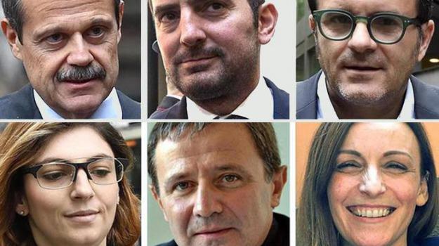 governo, lega, m5s, ministri, Sicilia, Archivio, Cronaca