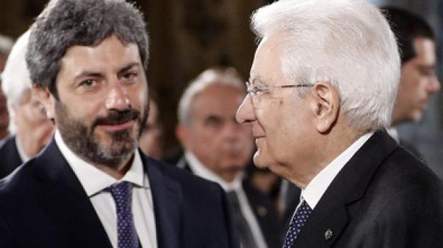 consultazioni, governo, Sicilia, Archivio, Cronaca