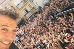 Del Piero illumina Taormina e incoraggia l'Italia di Mancini