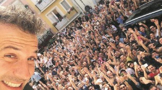 del piero, taormina, Messina, Sicilia, Sport