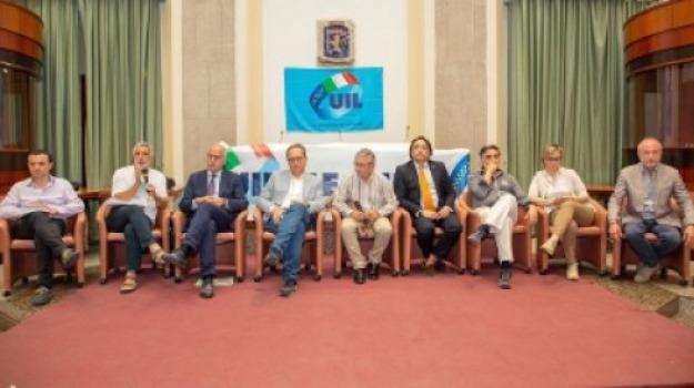 amministrative 2018, candidati, incontro uil, messina, Messina, Politica
