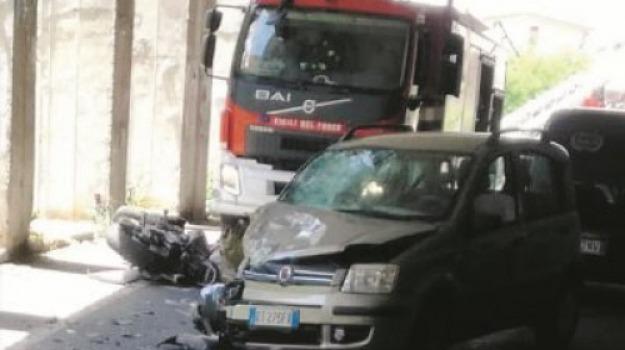 amantea, incidente mortale, scialis, Cosenza, Calabria, Archivio