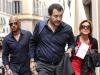 Salvini a Roma, salta comizio in Lombardia