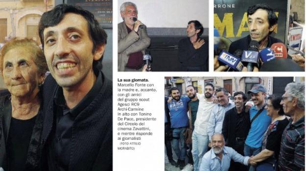 intervista, marcello fonte, reggio calabria, Reggio, Archivio, Cultura
