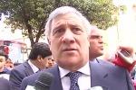 Governo M5s-Lega? L'opinione di Tajani