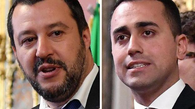 di maio, premier, salvini, Sicilia, Archivio, Cronaca