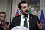 """Manovra, Salvini promette: """"Faremo pagare meno tasse agli italiani"""""""