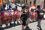 Manifestazione Usb, il video
