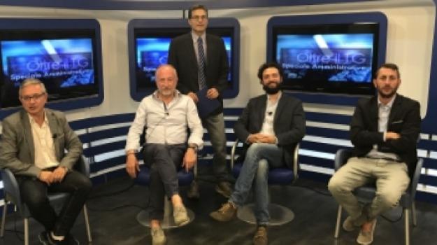 amministrative 2018, messina, sciacca, Messina, Politica