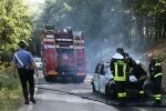 S'incendia l'auto, 70enne muore a San Fratello