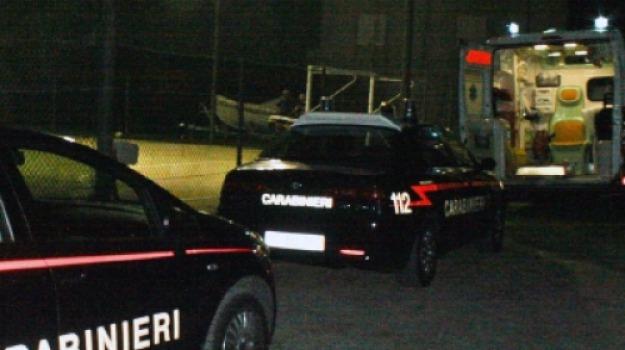 carabinieri, omicidio, reggio, san calogero, Sicilia, Archivio
