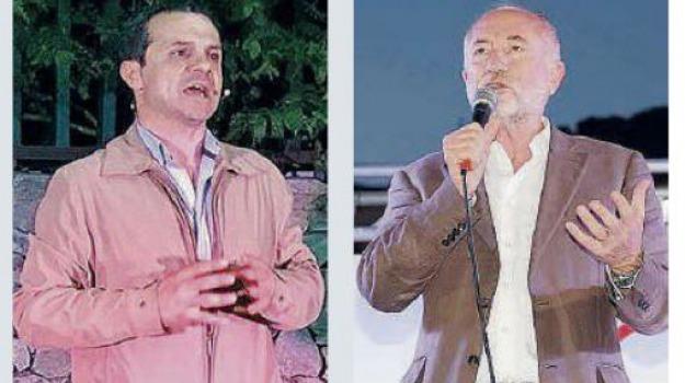 amministrative 2018, de luca, messina, sciacca, Messina, Politica