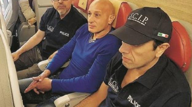 'ndrangheta, boss, vincenzo macrì, Reggio, Calabria, Archivio