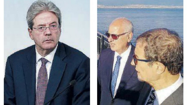 accorinti, amministrative 2018, gentiloni, musumeci, Messina, Politica