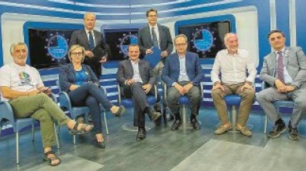amministrative 2018, messina, oltre il tg rtp, sindaci, Messina, Politica