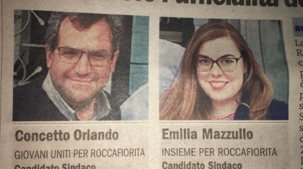 concetto orlando, roccafiorita, sindaco, Messina, Archivio